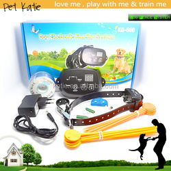 Hot Sell Pet Training Electric Dog Fence with 2 Collars