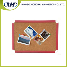 Customized Cork Magnetic Whiteboard For Leaving Message