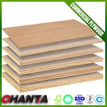 Good Price birch plywood as panels of concrete form