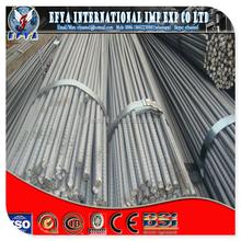 Supply GB HRB400 HRB500 BS4449 ASTM A615 GR40 GR60 Hot Rolled Steel Rebar
