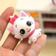 10pcs/lot Cartoon Lovely Cute cat model 4-32gb USB 2.0 Flash Memory Stick Drive U Disk Festival Thumb/Car/Pen Gift Free HK post