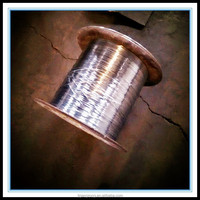 Hot dip competitive price galvanized spool wire