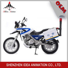 2015 Hot Selling Products 1:12 scale motorcycle toy model