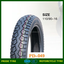 Own factory motorcycle tire 110/90-16, tubeless tyre, tubeless tyre 110/90-16