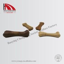 dog food bone in brown 100*28 mm