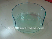 Round Green Acrylic Pet Car/Dog Bed