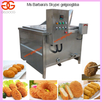 Automatic 304 Stainless Steel Chicken Deep Fryer