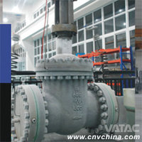 A352 LCB/LCC Bolted Bonnet Wedge Gate Valve for Low Temperature Application
