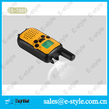Over 500 to 5000 Meters Cheaper 0.5W cheap 2 way radios for kids as a gift