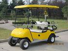 alta qualidade barata carro de golfe elétrico com CE 4 lugares