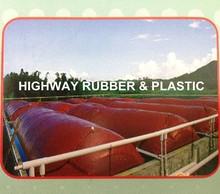 TPU Collapsible methane bladder storage, capacity from 5000 liter 10000 liter