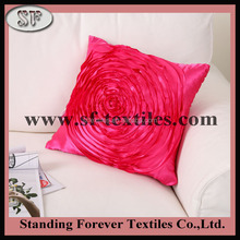 Zhejiang modern design hand embroidery 3d cushion cover