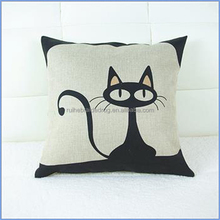 cat cushion, car sofa cushion, cat cushion pillow