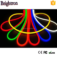 110v Round Led Neon Flex Smd2835 Waterproof 360 Degree Led Neon Rope