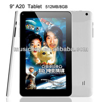 android 4.1 tablet free game download shenzhen OEM factory