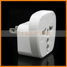 Travel Adapter / universal charger US 2 pins plug universal socket with safety shutter