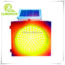 Direct manufacture solar yellow strobe safety light