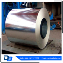 Hot dipped/ rolled galvanized steel coil price for Industrial pannel
