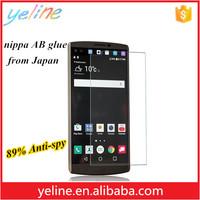 Japan material anti-spy glass for lg V10 screen protector
