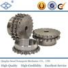 pitch50.8 15T C45 steel chain sprocket with hub 32B-2