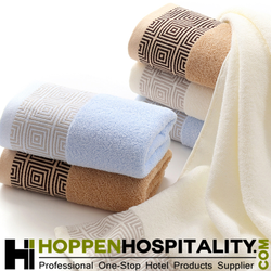 new fashion high quality cotton hand towel