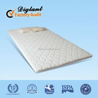 foldable concave bed mattress