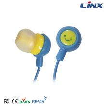 Cute high quality mp3 earphone jack plug