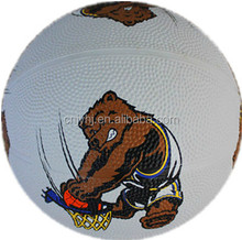 Customized classical custom brown basketball