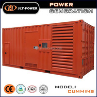 containerized soundproof diesel generator