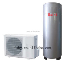 5.0kw Air Source Heat Pump(CE approved Split type with 4.2 COP