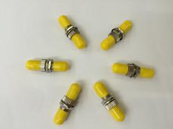 High quality ST single mode fiber adapter /fiber optic coupler EL-0211