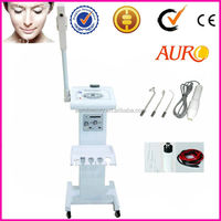 AU-909B high quality 4 in 1 multifunctional face firming beauty machine with moisturizing Spray