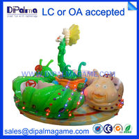 indoor kids rides for game center and mall DP060 mini warm