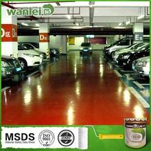Wanlei epoxy garage floor paint