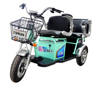 electric tricycle ,chinese tricycle 500-800w adult tricycle for passenger