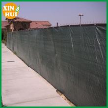 Plastic Garden Basketball tennis windscreens net