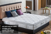 2015 Modern 5 star hotel furniture /beligum latex mattress /economic matress