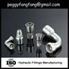3/4 Used in all cars or motorcycles banjo fitting steel hydraulic hose banjo fittings for parker OEM