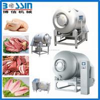 Chicken fish,pork,beef meat vacuum tumbler machine