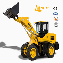 2014 hot road construction equipment, tractor loader easy to operate, wheel loader with 4 WD