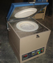 1200C Ceramic Crucible Furnace for Melting Jewery, Gold and Silver