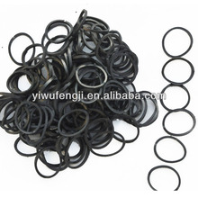 black rubber band/mixed colour rubber band and industrial rubber bands