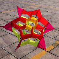 3D lotus flower kite