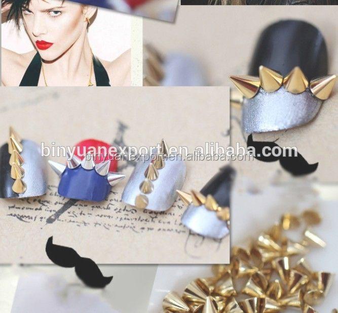 BIN_DIY_3D_nail_decoration_Nail_Bullet