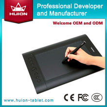 2014 hot sale China digital signature pads/Graphics Tablets Huion H610 Pro