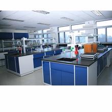 Shool lab room mechanical work bench epoxy resin lab bench top
