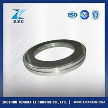 15 years company celebration cemented carbide groove roll for cold rolling cassette for flattening and ribbed wire