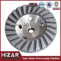 Turbo grinding wheel for wood marble granite polishing grinding