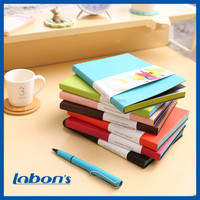 Leather Cover Material notebook colour side