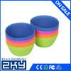 very thin but good quality Silicone muffin paper cake cup